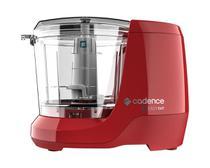 Miniprocessador de Alimentos Cadence Easy Cut Vermelho 100W -