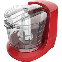 Miniprocessador De Alimentos Cadence MPR521 Easy Cut 100W Vermelho -