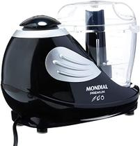 Miniprocessador Premium, Capacidade de 310ml, 220v, Preto, Mondial - MP-01 -
