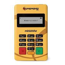 Minizinha - leitor de cartão d150, maquininha com conexão por celular via bluetooth - Transire