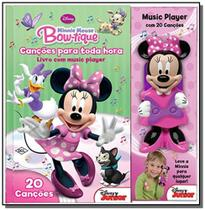 Minnie mouse bow : tique: cancoes para toda hora - Dcl