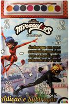 Miraculous Ladybug: Para Colorir - Online Editora