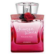 Mirage World Romantic Rose Vivinevo - Perfume Feminino - Eau de Parfum -