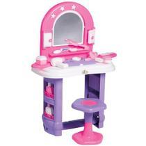 Miss Glamour Casinha Brinquedo Penteadeira Infantil Calesita Ref 320 -