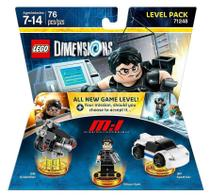 Mission Impossible Level Pack - Lego Dimensions - Warner Bros