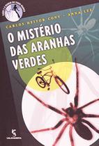 Misterio das aranhas verdes, o - Salamandra