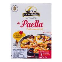Mistura Paella La Barraca 3 Sabores -