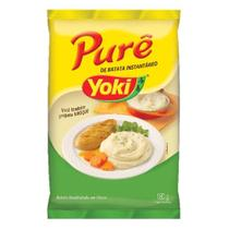 Mistura para Pure de Batata 180g - Yoki -