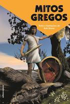 Mitos Gregos - Col. Mitos Em Quadrinhos - Scipione