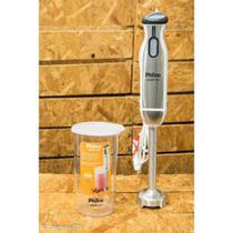 Mixer 700 2 Velocidades Lâminas em Aço Inoxidável 700W Philco -