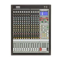 Mixer analógico digital korg mw-1608-bk -
