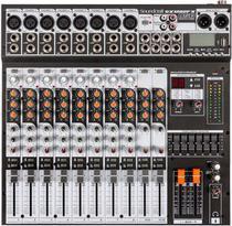 Mixer Analogico Soundcraft SX1202FX USB 12 Canais - Sound Craft