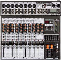 Mixer Analogico Soundcraft SX1202FX USB 12 Canais - Sound Craft -