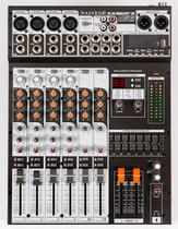 Mixer Analogico Soundcraft SX802FS USB 8 Canais - Sound craft