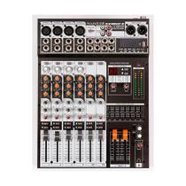 Mixer Analógico Soundcraft SX802FS USB 8 canais -