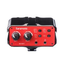 Mixer De Audio Para Camera - Sr-pax1 - Saramonic Com Nf -