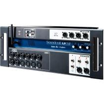 Mixer Digital Soundcraft Ui16 Wifi USB 16 Canais Preto -