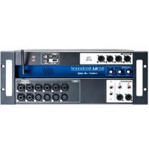 Mixer Digital Soundcraft Ui16 Wifi USB 16 Canais -