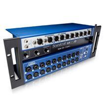 Mixer Digital Soundcraft Ui24R Wifi USB 24 Canais -