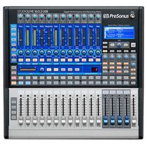 Mixer digital usb presonus studiolive 16.0.2 sl-1602 usb -