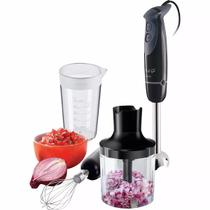 Mixer Philips Walita Viva Turbo 3 em 1 RI1366 - Preto