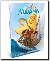 Moana: a historia do filme em quadrinhos - Pixel
