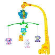 Móbile Musical Animais - Buba Toys -