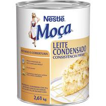 Moça - recheio e cobertura leite condensado 2,6kg - Nestle