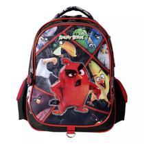 Mochila Angry Birds Escolar De Costas Ref Abm702303 - Santino