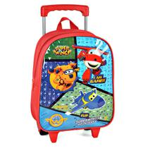 Mochila Baby Super Wings Creche Lucxel 33834 (244572) - Pacific