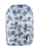 Mochila Bicicleta e Flores Polaris -