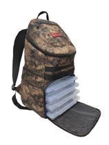 Mochila bolsa de pesca monster 3x tatica militar pesca outdoor camo -