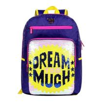 Mochila Capricho Dream Too Much Lantejoulas 11320 Dmw