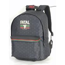 Mochila Casual Universitária Fatal IsiWay Cinza FTM1900400 - Cinza FATAL - 1DC4BA1 -