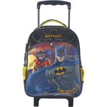 Mochila com Rodas Pequena 14 Batman Bat Squad Xeryus -