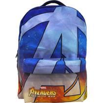 Mochila Costas Avengers Vingadores Escolar Original Xeryus -