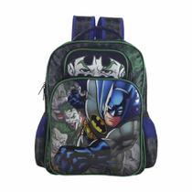 Mochila Costas DC Batman Mad House Grande - Xeryus -
