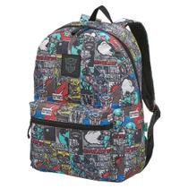 Mochila Costas G Transformers Mangá Madness - Pacific