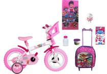 Mochila da Lol + Bicicleta Lol Surprise - Exp