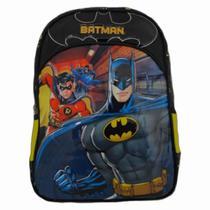 "Mochila de Costas Batman Bat Squad ""16"" - Xeryus"