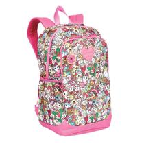 Mochila De Costas Feminina Magic Tokipops Sestini