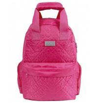Mochila de Costas Grande Pink Minnie Vintage Dermiwil -