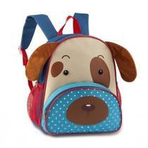 Mochila De Costas Infantil  Cachorro Clio -