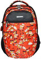 Mochila de Costas Santino Executiva LP Angry Birds - Vermelho - Santino Comercial Distribuidora E Import