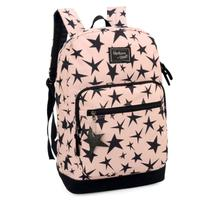 Mochila De Costas Up4you By Larissa Manuela Star Pink - Luxcel malas e mochilas
