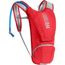 Mochila de Hidratação 2 Litros Vermelha Classic em Nylon - Camelbak 750002 -