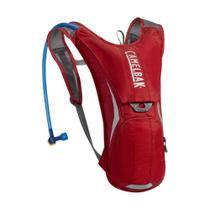 Mochila de hidratação 2,0L vermelha - CLASSIC - Camelbak -