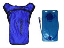 Mochila de Hidratação Bike Camelbak Oggi Hacker Race 2 Litros Azul -