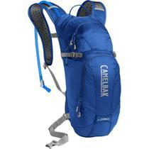 Mochila De Hidratação Camelbak Lobo Bike Com Refil Crux 3 Litros Azul -