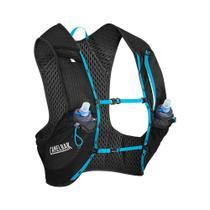 Mochila de Hidratação Camelbak Nano Vest M + 2 Garrafas Flexíveis 500ml -
